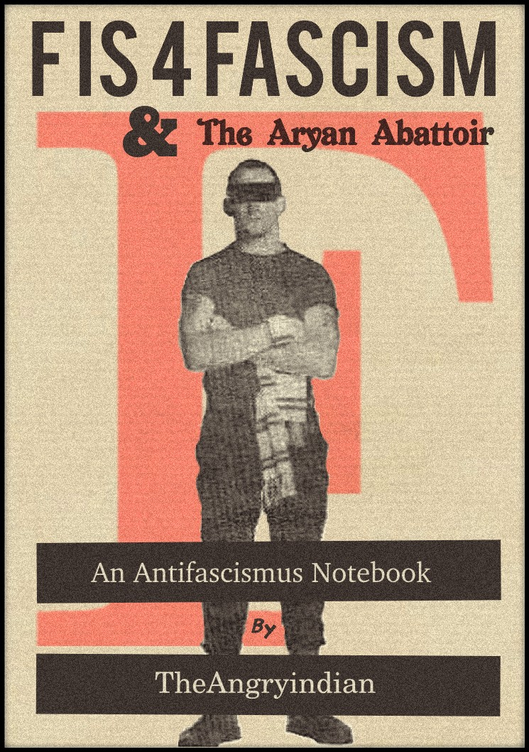 f is for fascism and the aryan abattoir an antifascismus fi4fbookcover